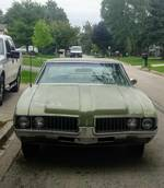 1969 Olds Cutlass S