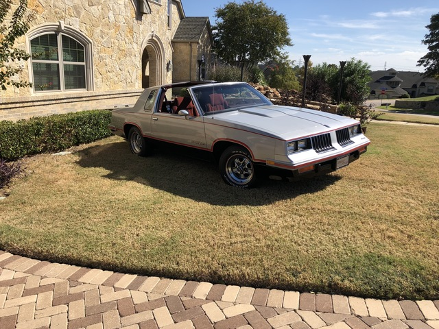 Hurst Olds 442 37,000 Original Miles 1 of 1500 w/