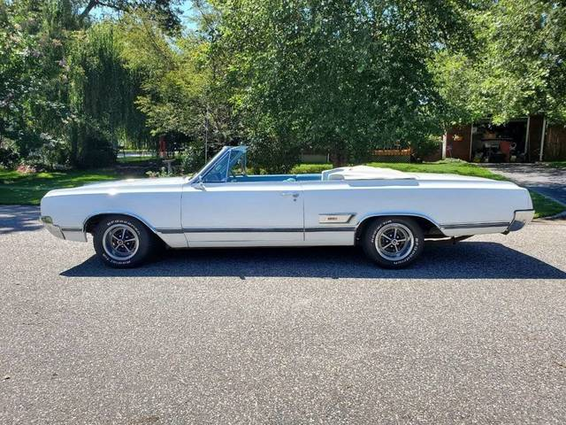 1965 Oldsmobile 442 Convertible Tribute