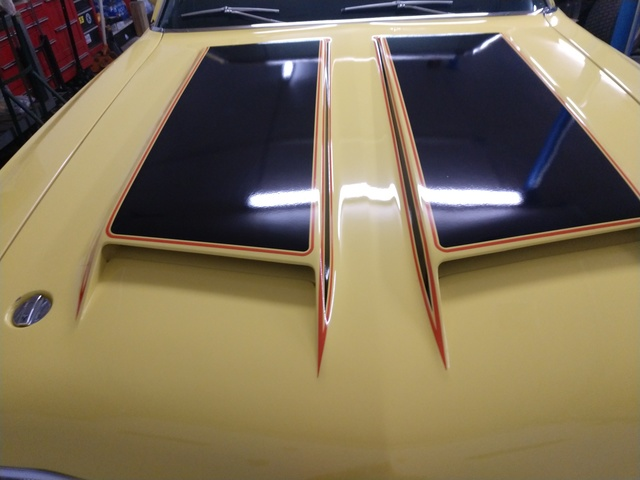 1970 Rallye 350