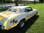 1972 HURST/OLDS W-30 PACE CAR CONVERTIBLE
