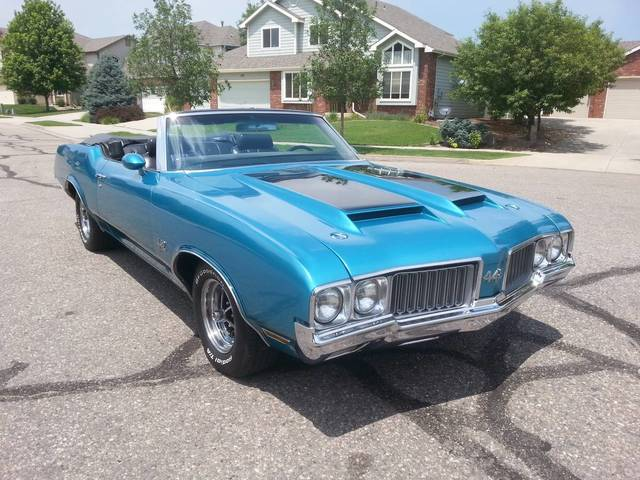 1970 Oldsmobile SX Convertible