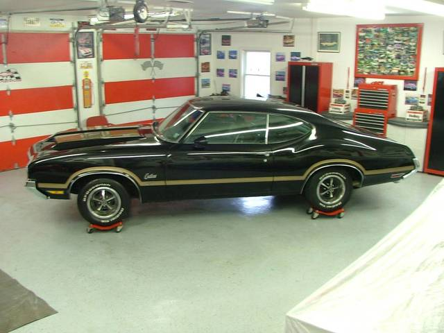1970 Cutlass W31 4 speed
