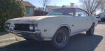 1969 Cutlass Holiday coupe