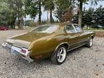 1972 Oldsmobile Cutlass Sedan