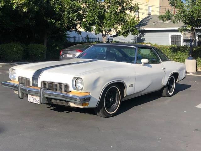 1973 oldmobile 442