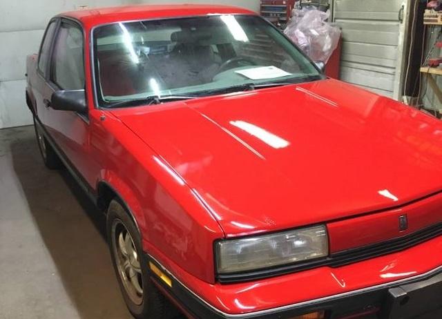 1991 Oldsmobile Quad 442