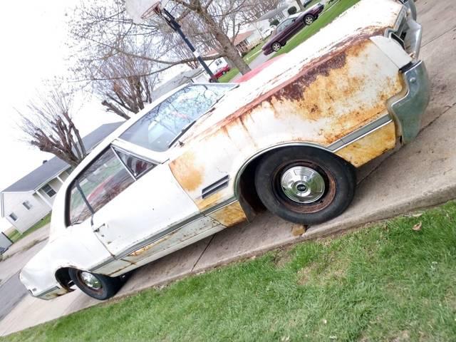 1966 Oldmobile 442
