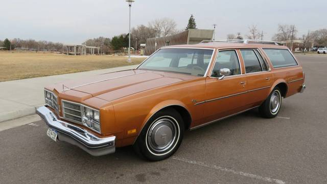 1978 Oldsmobile Delta 88 Cruiser Station Wagon