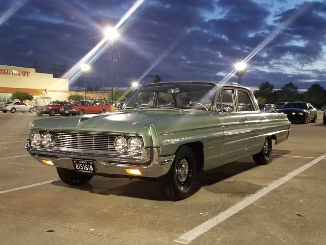1962 Oldsmobile Dynamic 88