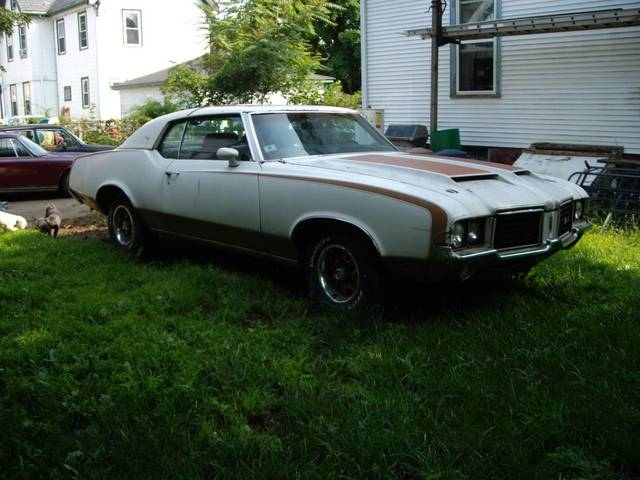 1972 Hurst Olds Project