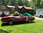 1968 Oldsmobile 442 Convertible 4 speed