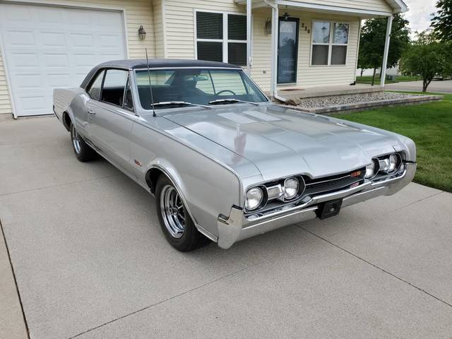 1967 Oldsmobile 442 4 Speed