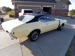 1968 442 Holiday Coupe 4 speed A/C