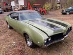 1969 Olds 442 Holiday Coupe