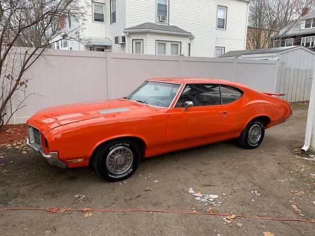 1971 Cutlass S (442 Tribute)