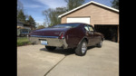 1969 Oldsmobile 442 4 speed post coupe