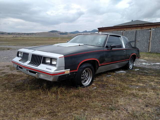 1984 Oldsmobile Hurst/Olds