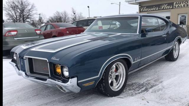 1972 Olds Cutlass 442
