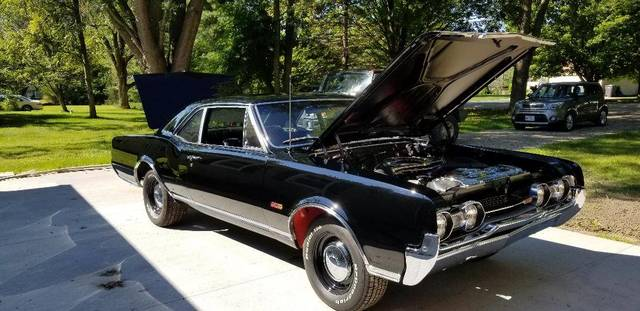 1967 Olds Oldsmobile 442 W30