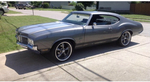 Must see 1970 Olds Cutlass