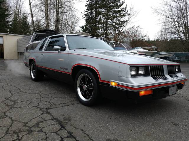1984 Hurst / Olds Oldsmobile