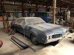 1969 442 Coverable survivor car