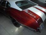 1970 Cutlass Post Coupe 3spd Hurst