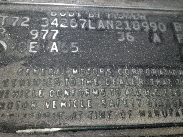 1972 Convertible