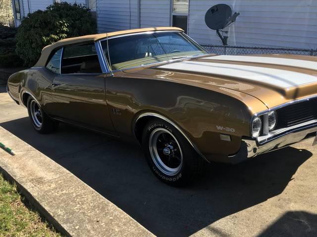 1969 Convertible 442