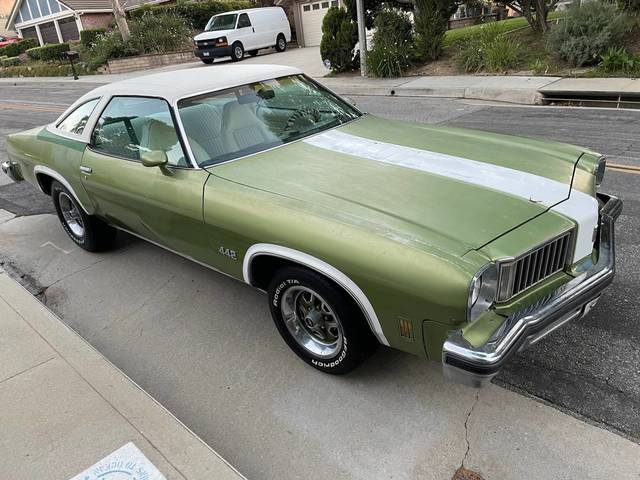 1975 Oldsmobile Cutlass 442