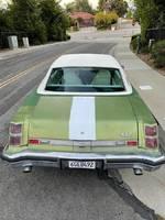 1975 Oldsmobile Cutlass 442