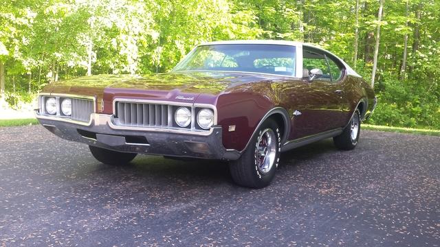 1969 Olds Cutlass Supreme