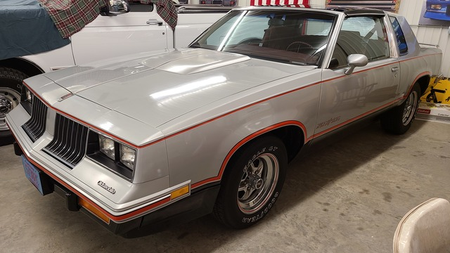 1984 Hurst Olds 4,800 Actual Miles 1 Owner 100% Or
