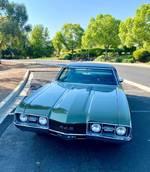 1968 442 Green/Gold