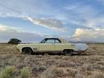 1964 Oldsmobile Starfire 394 Restomod Project - $7,500