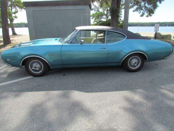 1968 olds 442