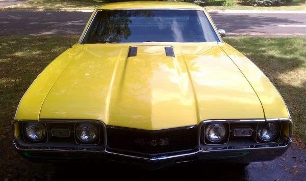 1968 Olds 442 W30