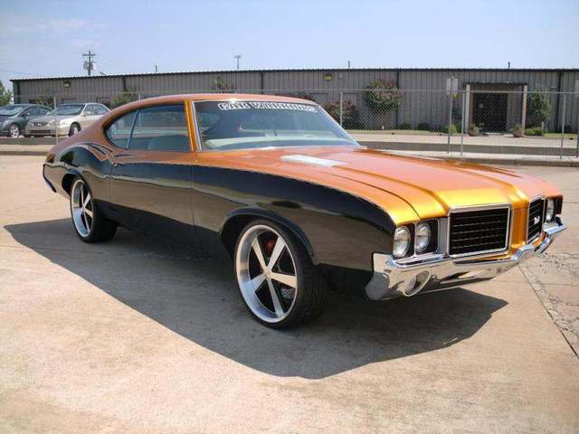 1972 OLDS Cutlass S, Car Warriors TV