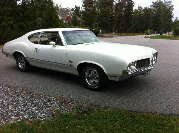 1970 Cutlass S 2 door post