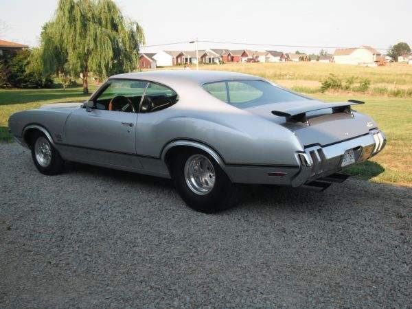 1970 Olds 442