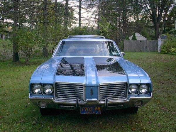 1972 Olds Wagon