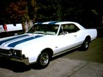 1967 Olds Cutlass Supreme