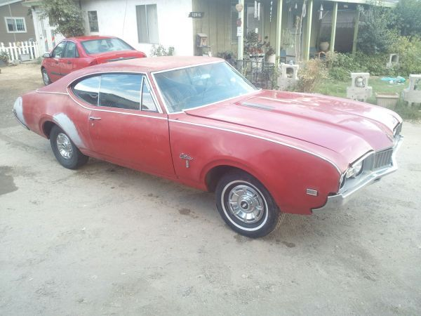 1968 Olds Cutlass Supreme Original