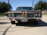 1972 Oldsmobile Olds Cutlass S Hardtop