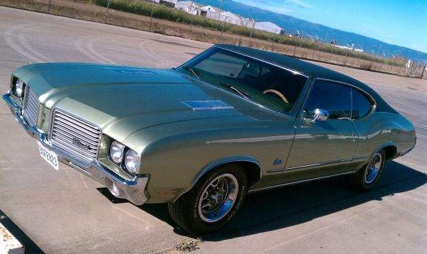 1972 Oldsmobile Cutlass 81k miles