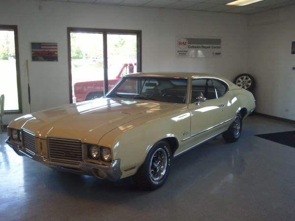 1972 Cutlass Coupe