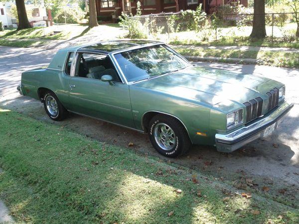 1978 Cutlass Supreme w/455 V8