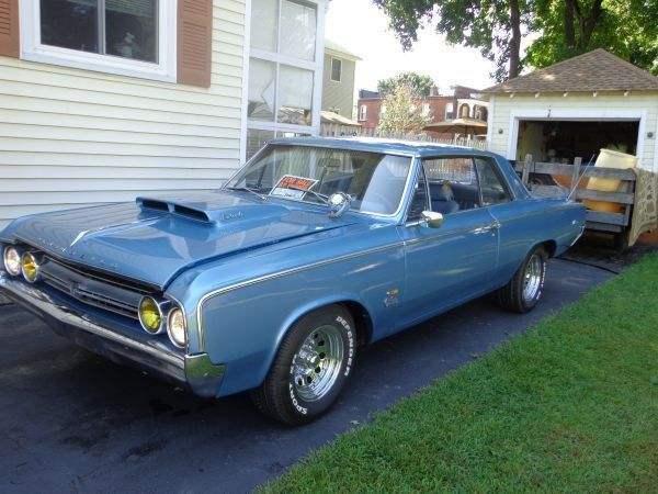 1964 Cutlass 442
