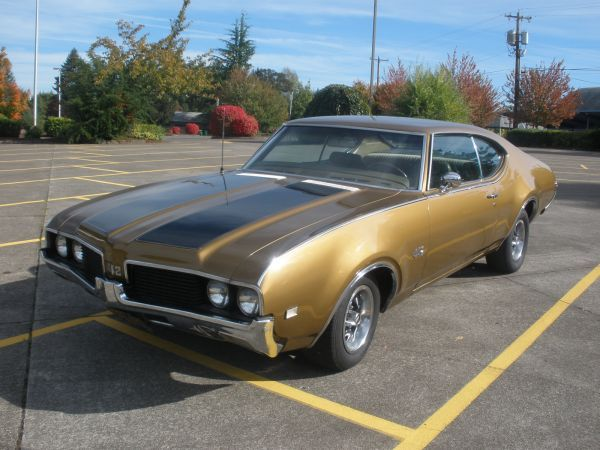 1969 Olds 442